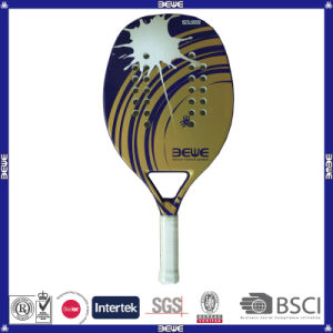 Customized Logo&Color Carbon Paddle Racket for Good Sale pictures & photos