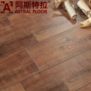 2015 Hotsale New Product 12mm HDF Letter Laminate Flooring (AST53) pictures & photos
