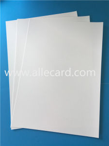 Free Samples! Super Clear PVC Flexible Inkjet Plastic Sheet pictures & photos