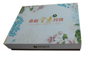 Hotsale Paper Gift Packing Box for Moon Cake