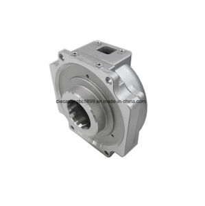 High Precision Aluminum Alloy Small Order CNC Turning Parts pictures & photos