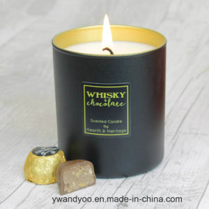 Scented Soy Luxury Tin Candle in Gift Box