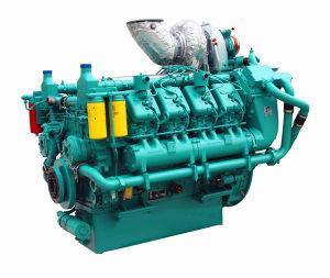 880kw Diesel Marine Engine Used in Generator Boat pictures & photos