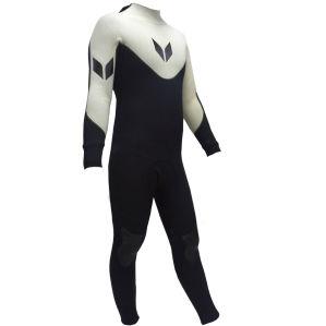 Men′s Long Sleeve Neoprene Wetsuit (HX-L0245) pictures & photos