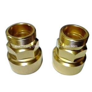 Brass Auto Spare Parts by CNC Machine
