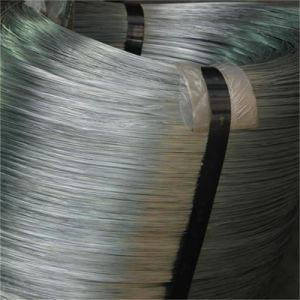 Galvanized Steel Wire Annealed Wire pictures & photos