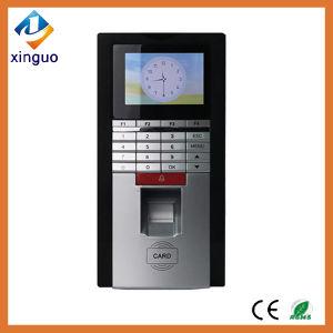 Fingerprint Turnstile Gate TCP/IP Access Controller pictures & photos