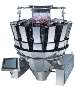 Automatic 14 Heads Puffed Food Weighing Machine Jy-14hst pictures & photos