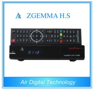 DVB-S2 One Tuner Linux OS Enigma2 Zgemma H. S Sat Receiver pictures & photos