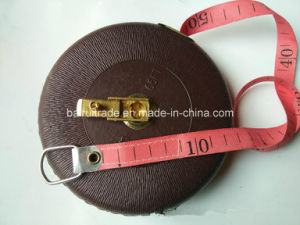 Leather Case Cloth Tape Measure for Building pictures & photos