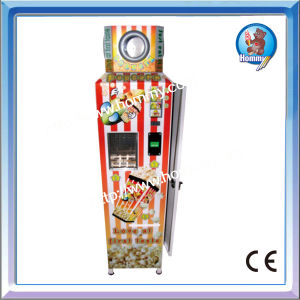 Automatic Popcorn Vending Machine HM-PC-18 pictures & photos