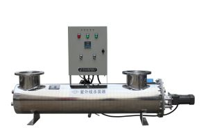 High Flow Commercial UV Sterilizer Bacteria Treatment Water Purification Systems pictures & photos