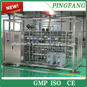 RO EDI Purified Water Processing Equipment/Water Treatment to System pictures & photos