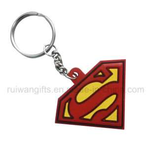 Custom 2D/3D PVC Keychain, Rubber Keychain for Promotional pictures & photos