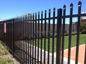 Powder Coated Anti-Climb Security Fence pictures & photos