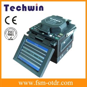 Techwin Brand Fiber Optic Fusion Splicer Kit pictures & photos