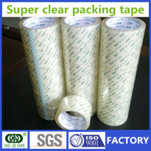 Best Quality Super Crystal Clear Tape Manufacturer pictures & photos