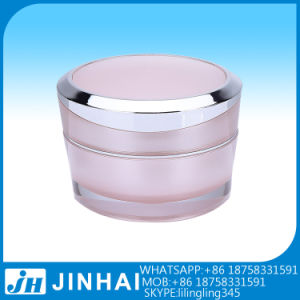 (T) 15g Acrylic High Quality Cream Cosmetic Jar pictures & photos