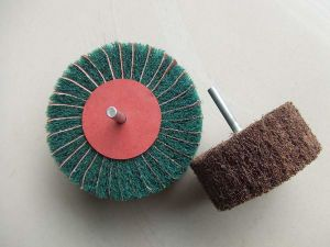 Spindle Flap Brush pictures & photos