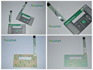 Shielding Membrane Switch with LCD Window pictures & photos