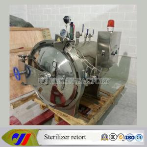 Horizontal Pressure Retort, Autoclave Sterilization pictures & photos