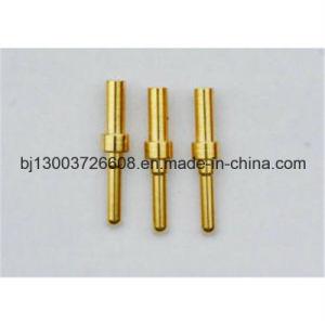 OEM Precision CNC Machining Brass Pin and Sockets