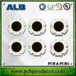 Mirror Aluminum Substrate COB LED PCB
