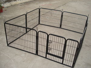 High Quality Wire Fence Dog Cage