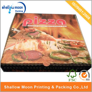 High Quality Cardboard Pizza Box at Wholesale Price (AZ122826) pictures & photos