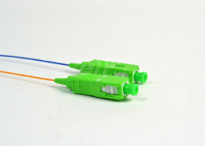 High Stability Optical Fiber Splitter 1 X 2 PLC for Pon Networks pictures & photos