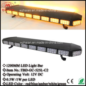 Super Brightness LED Lightbar in Aluminum Shell China Supplier (TBD-GC-525L-C2) pictures & photos