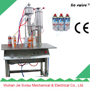 High Quality Butane Gas Cartridge Refill Filling Machine