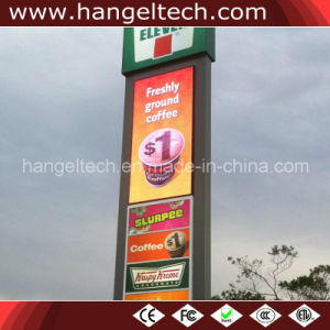 SMD P6mm Outdoor Advertising LED Display Screen