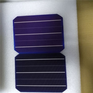 156*156 Monocrystalline Solar Cells of Taiwan with Hight Quality and Reasonable Price