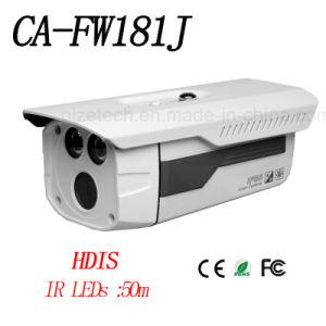 New Design IP Camera 720tvl IR Camera Bullet Camera IP Bullet Camera {Ca-Fw181j-B} pictures & photos