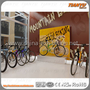 Hot Selling Advertising Frameless Aluminum Fabric Textile Frame pictures & photos