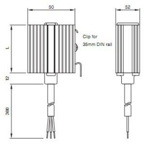 Small Semiconductor Heater Hgk 047 pictures & photos