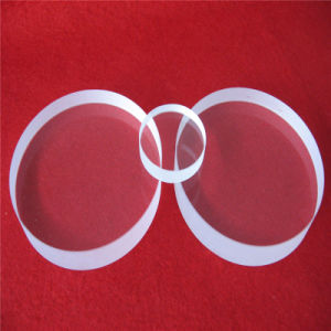 Clear High Fused Quartz Glass Plate for Solar Research pictures & photos