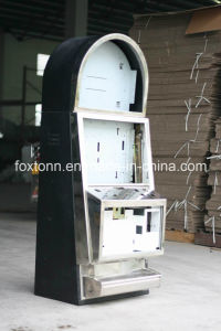 Coion Operated Machine Custom Single Screen Casino Cabinet pictures & photos