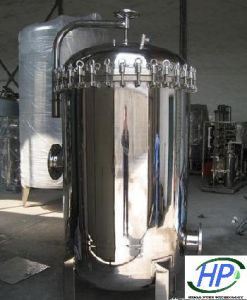 Ss Filter Housing for RO Water Equipment pictures & photos