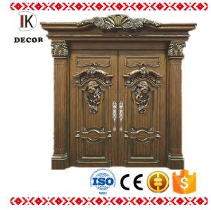 Swing Open Style and Entry Doors Type Wood Door