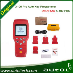 Original X-100 PRO Key Programmer X100 PRO Key Programmer Better and Fast Than X100+ Auto Key Programmer pictures & photos