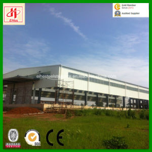 Prefabricated Structural Steel Frame Workshop pictures & photos