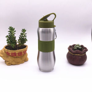 750ml Wide Mouth Stainless Steel Sport Bottles in Various Colors and Capacities pictures & photos