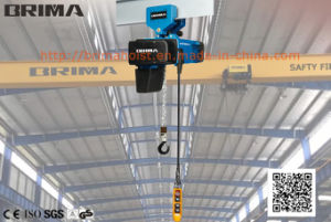 High Reputation New European Type 1t Electric Chain Hoist pictures & photos