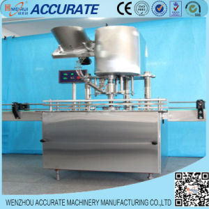 Full Automatic Rotary Capping/Cap Sealing Machine pictures & photos