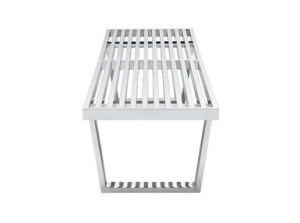 George Nelson Platform Bench in Stainless Steel pictures & photos