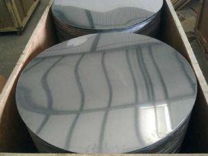Cold Rolled Stainless Steel Circle (410S) pictures & photos