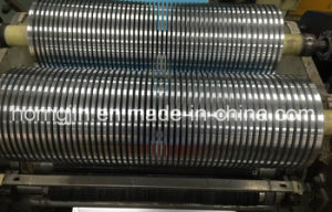 Aluminum Foil Laminated Coating Film Polyester Tape Insulation Mylar in Jumbo Roll pictures & photos