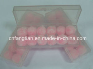 PPE Products Fashionable Anti Noise Wax Earplugs/Ear Plugs pictures & photos